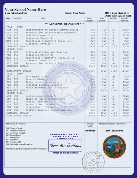 chicago school report card template diplomas and transcripts 24 hour translation services