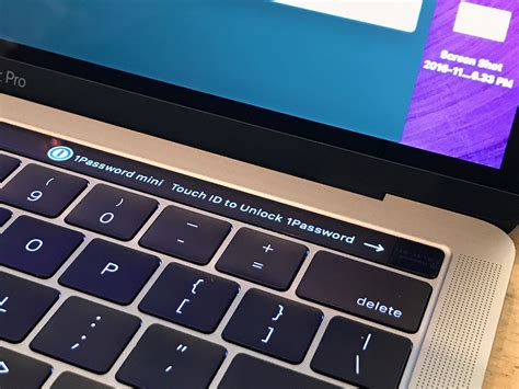 Mac Touch Bar touch bar for mac the ultimate guide imore