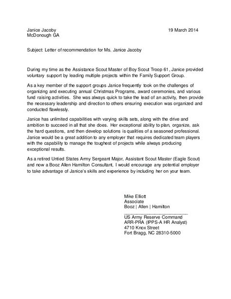 eagle scout letter of recommendation salutation ideas excellent closing salutations for resume 1193