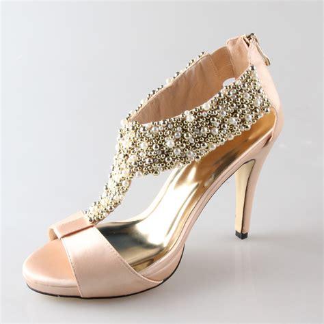 popular chagne platform heels buy cheap chagne