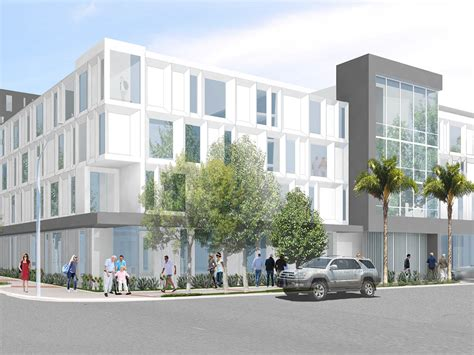 Gardena Ca Senior Housing Healthcare Institutional Archives Gmpa Architects