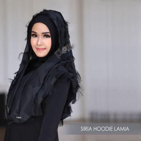 Siria Tammia Squins 1 jilbab terbaru hits siria hoodie lamia pusat busana gaun pesta muslim modern
