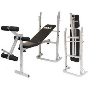 bench for exercise max fitness folding weight bench home exercise lift