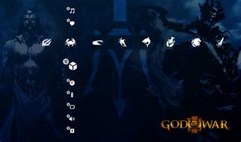 ps3 themes hd god of war god of war 3 ps3 xmb themes