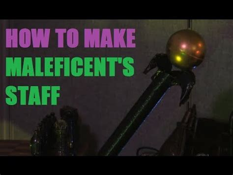 maleficents staff youtube