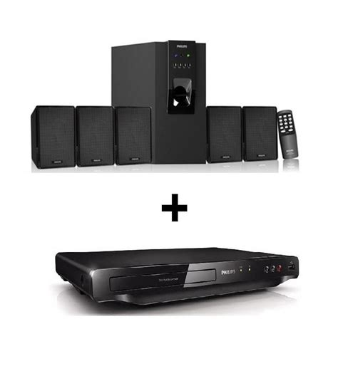philips 5 1 speaker system dsp30u dvd player dvp3608