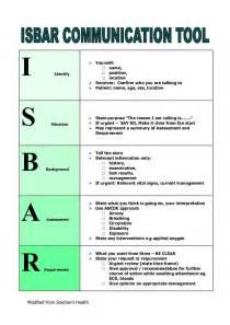 Patient Handover Template by Isobar Nursing Handover Nursing Student