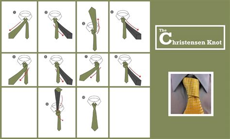 How To Make Cool Knots - 10 different cool ways to tie a tie that every should