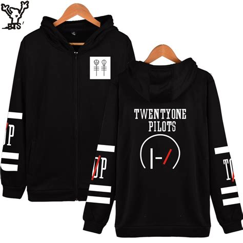 Hoodie Zipper Jaket Despacito Mexico buy wholesale twenty one pilots hoodies from china