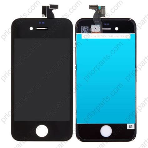 Lcd Iphone For Iphone 4 Lcd Assembly Black