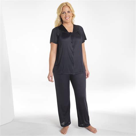 Vanity Fair Sleeve Pajamas by Vanity Fair S Plus Size Coloratura Sleepwear