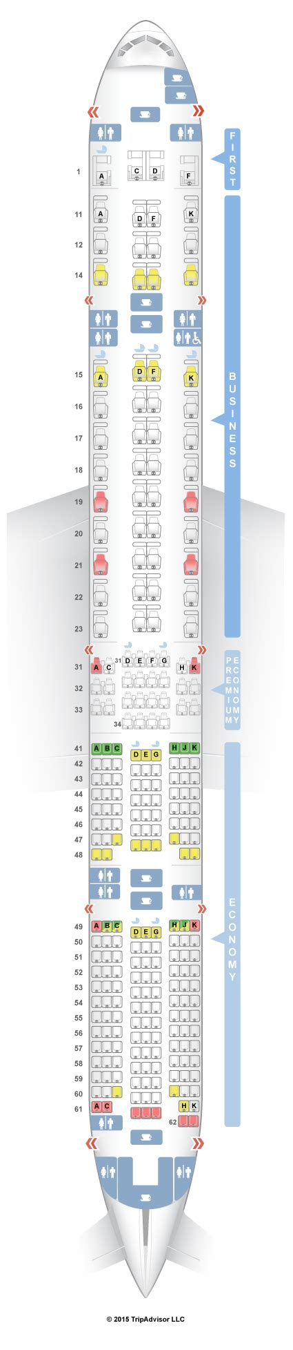emirates boeing 777 300er seat guru cathay pacific aircraft 77w seat plan the best and