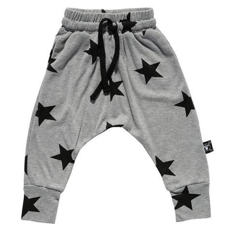 kids pants kikikids unisex nununu cute baby harem pant 100 kikikids unisex nununu cross star pattern pants w 6