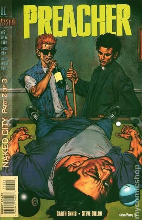 preacher 1995 comic books