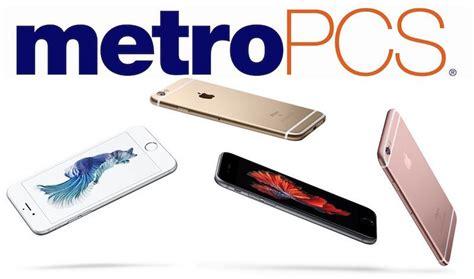 metropcs  offer iphone  prepaid plans beginning