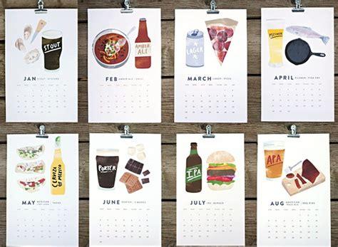 Cool Calendars Food 2013 Calendar Cool Material