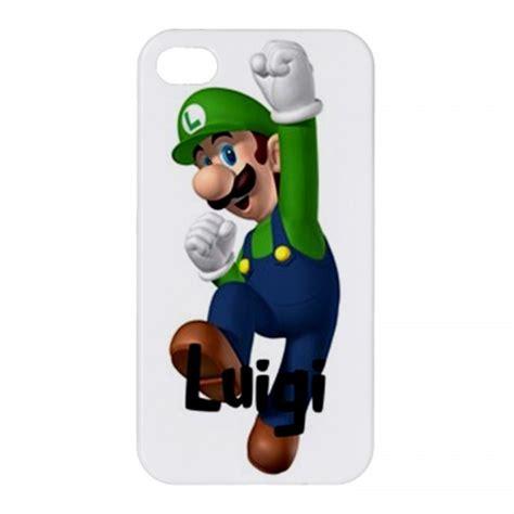 Luigi Y2834 Iphone 5 5s mario bros luigi iphone 4 4s ios 5 on