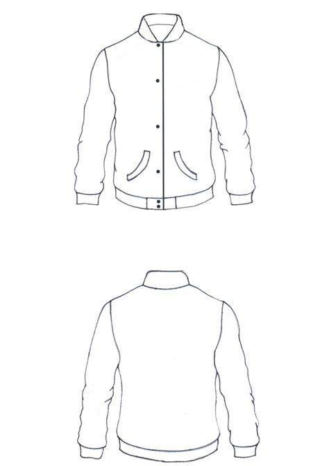 jacket design sketch our matric uniform project