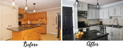 Can Kitchen Cabinets Be Painted by How S It Holding Up Diy Painted Kitchen Cabinets Update