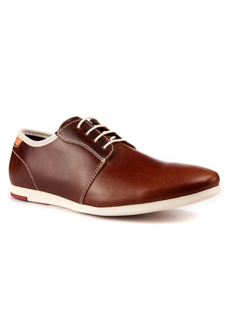 mens casual leather shoes brown leather casual shoes rts7612