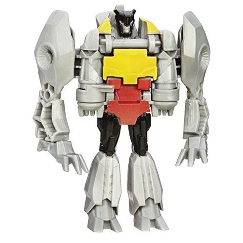 Kaos Armour Transformer Navy 1 transformers robots in disguise 1 step changers gold armor grimlock figure figures mall