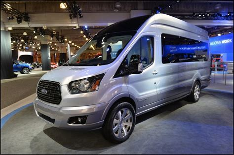 2019 Ford Transit by 2019 Ford Transit 12 Passenger Cargo Space New