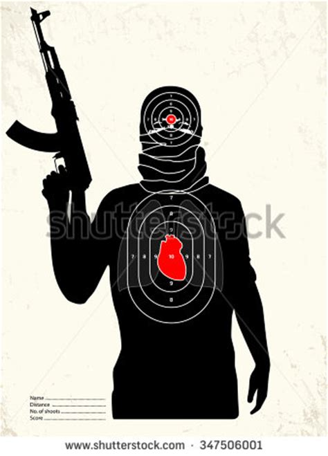 printable isis targets isis free vector 4vector