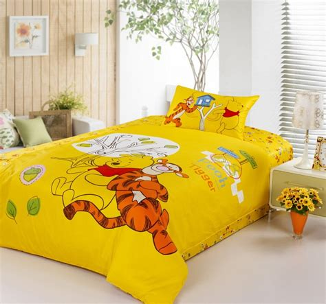 Tigger Bedding Sets 17 Best Images About Winnie The Pooh Bedroom On Disney Bumble Bees And Paint Colors