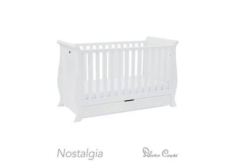 Silver Cross Nostalgia Sleigh Cot Bed 10 Best Images About Nursery