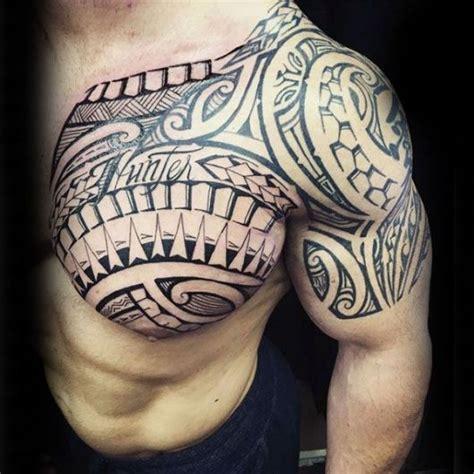 tattoo tribal ombro e braço tatuagem tribal masculina significados pre 231 o e 90 ideias