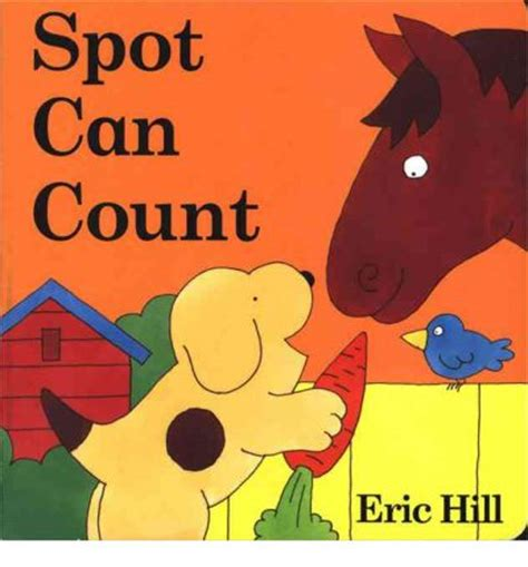 spot can count eric hill eric hill 9780399243615