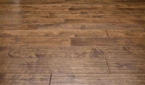 Bronco   Dark Gray Engineered Wood Flooring, Maple Hard