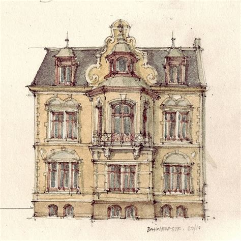 17 best images about pen and ink drawings on watercolors croquis and architecture