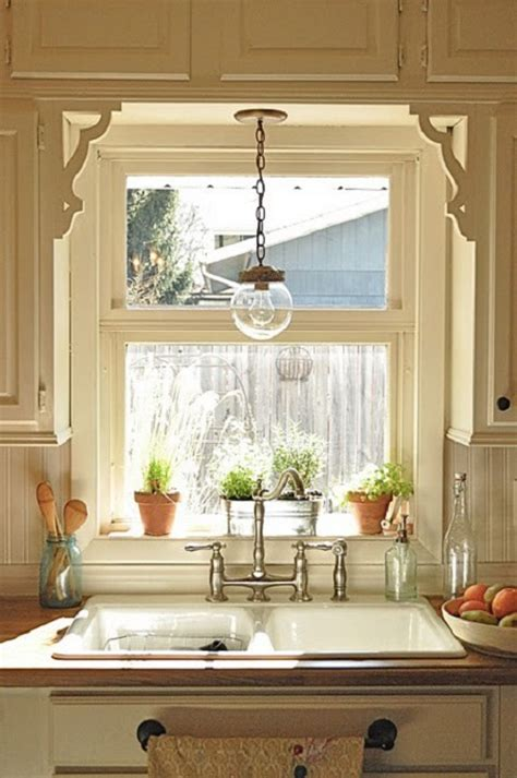 ideas on kitchen window treatments elliott spour house