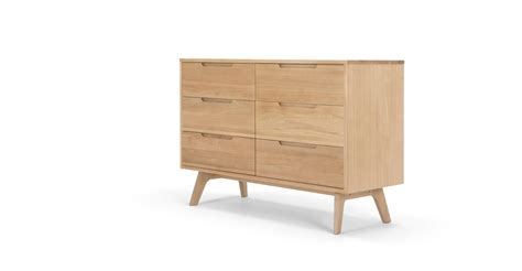 wide chest of drawers uk jenson wide chest of drawers oak sofas etc