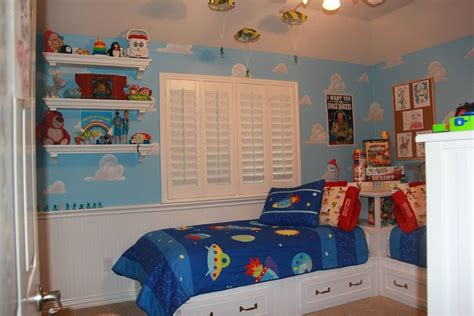 bedroom toys recreates andy s room from story to give