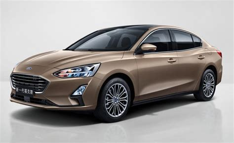 ford sedans 2020 look 2020 ford focus preview ny daily news