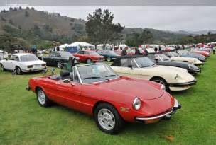 auction results and data for 1974 alfa romeo 2000 spider