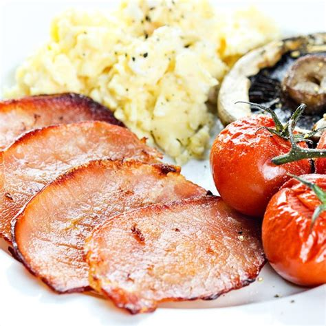 healthy fats bacon low bacon medallions 350g