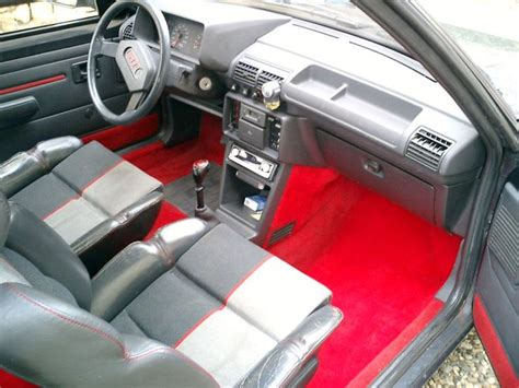 Peugeot 205 Gti Carpet peugeot 205 gti 1 9l front interior carpet peugeot