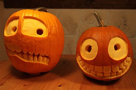 simple pumpkin ideas 30 cool and easy pumpkin carving ideas for day