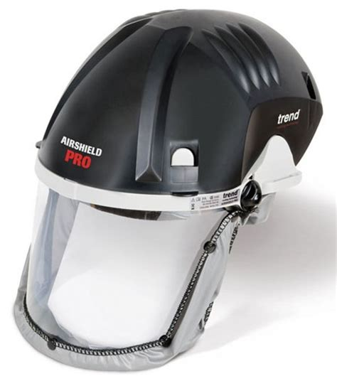 trend airshield pro full face powered respirator