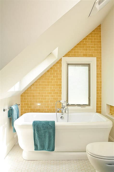 Bright Yellow Bathroom by 16 Gorgeous Bathrooms With The Warm Of Yellow