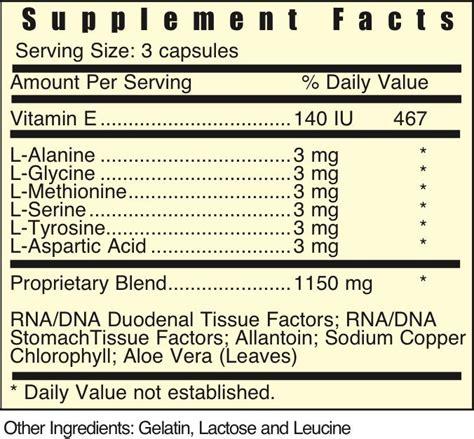 Acx Vitamin Detox by 2 Builder Systemic Formulas