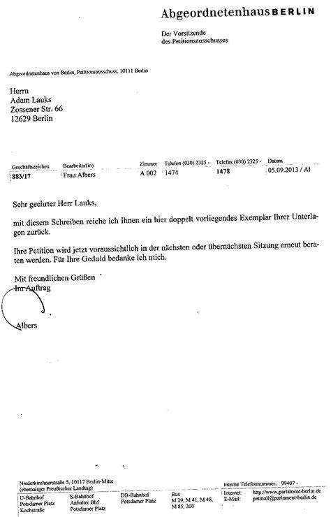 Schreiben Amt Muster An Die Deutsche Presseagentur Es Ist Nicht Vorbei Noch Nicht 167 Folter Und 167 Anstiftung Zur