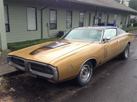 1974 dodge charger rt find of the day 1971 dodge charger r t numbers matching