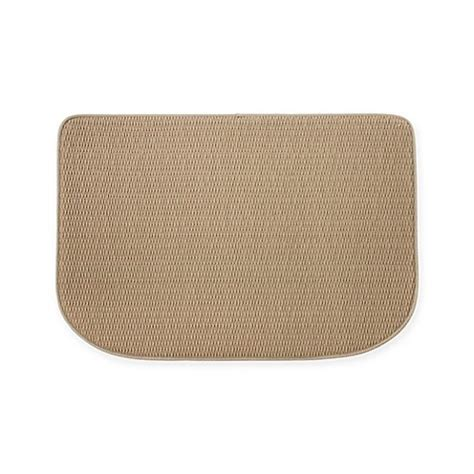 memory foam kitchen mats microdry 174 ultimate performance 22 inch x 32 inch memory foam kitchen mat bed bath beyond