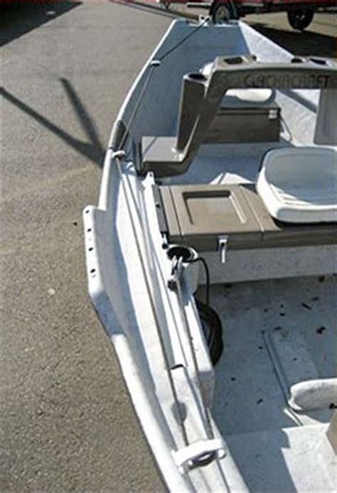 drift boat anchor arm side pulley anchor system