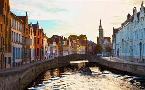 london  bruges belgium travel leisure