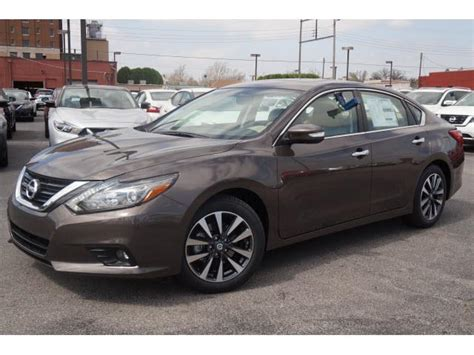brown nissan altima 2017 nissan altima 2 5 sl for sale enid ok 2 5 4